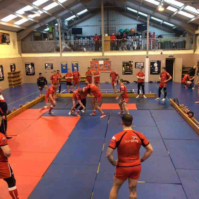Army RL Training Camp 26 Jan 17