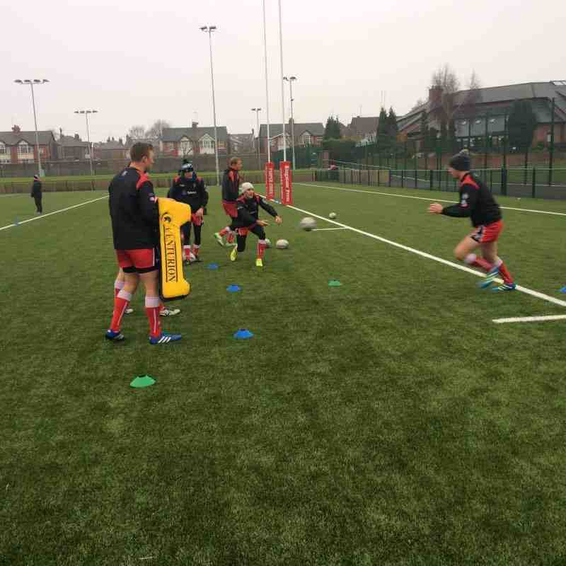 Army RL Training Camp 27 Jan 17