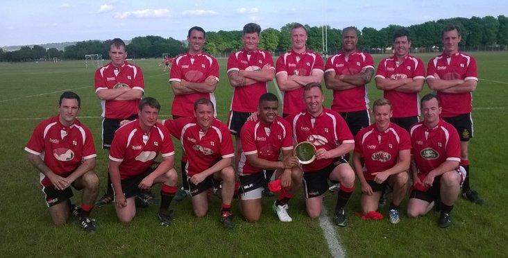 Shield Winners - 47 Regt RA