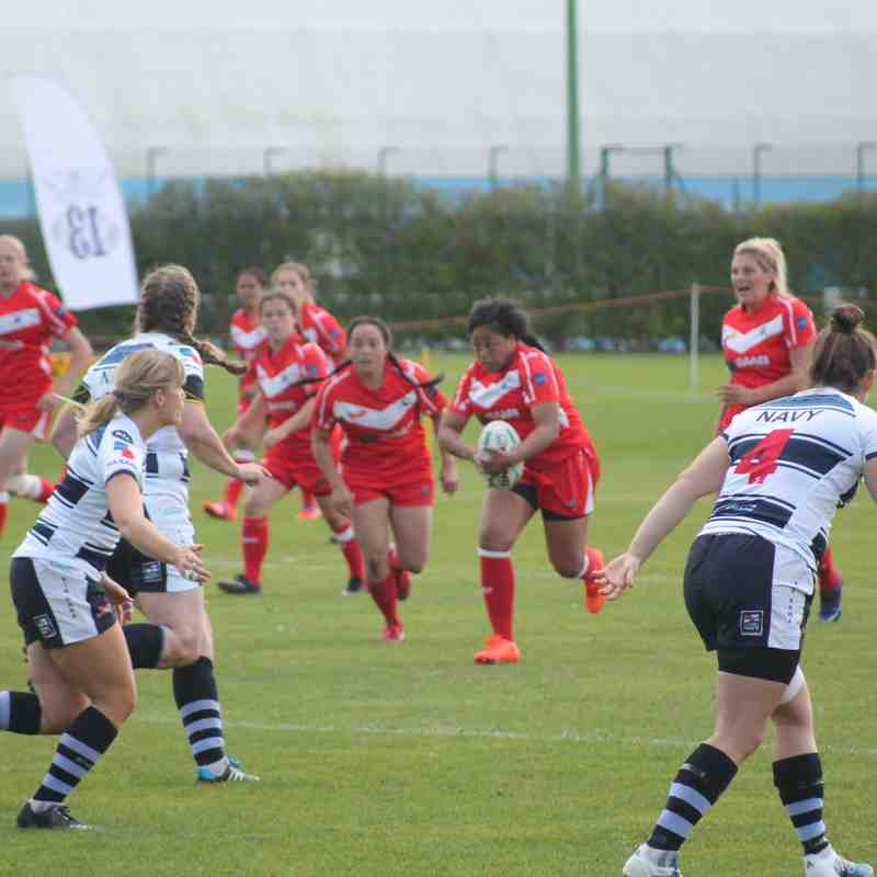 RNRL Women v Army RL Women 15 Sep 17
