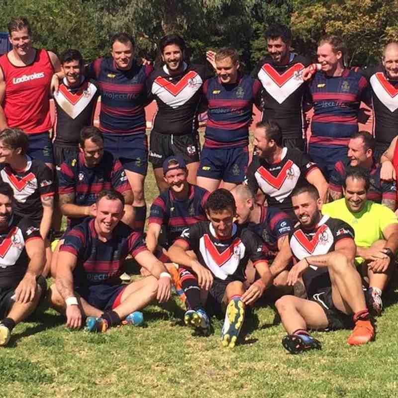 Rhodes Knights v RERL 12 Oct 17
