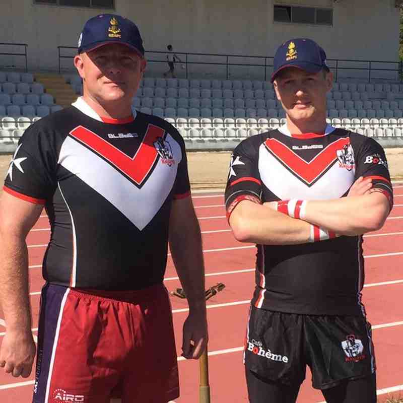 Rhodes Knights v RERL 12 Oct 17