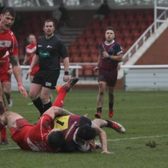 Army RL  v London Chargers 10 Feb 18