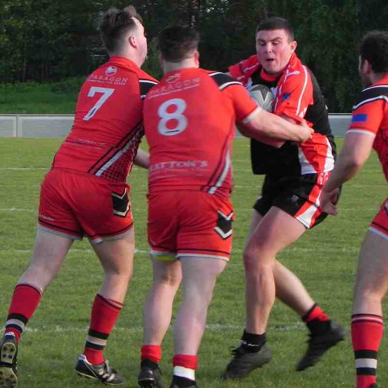 Thatto Heath Crusaders B v Army RL A 18 May 18