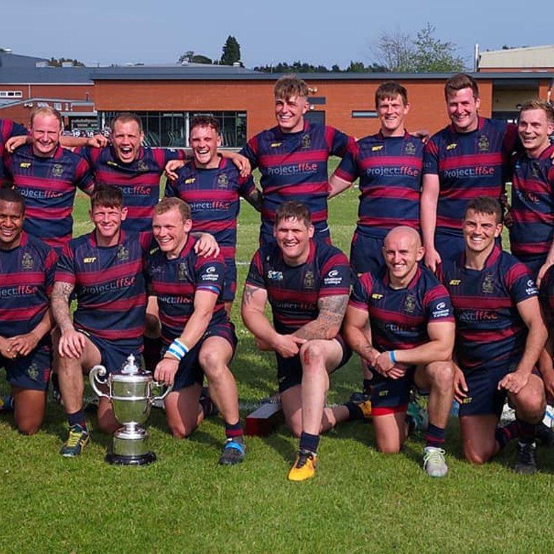 Woolwich Cup Winners 2018!