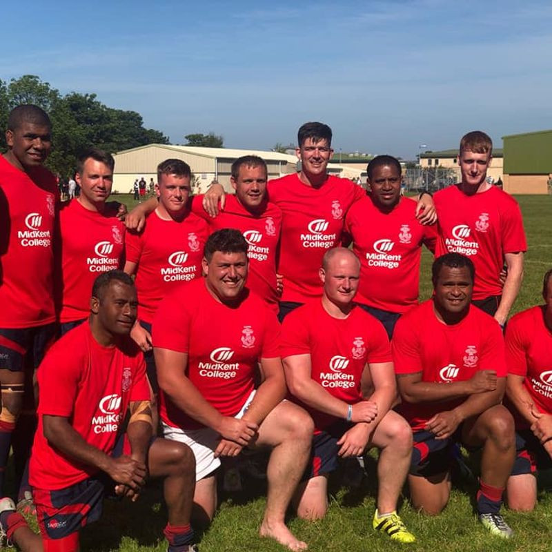 39 Engr Regt  win the RL 9s at the Sapper Games