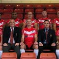 Army Masters (Full Contact) lose to RAF RL Masters 26 - 16