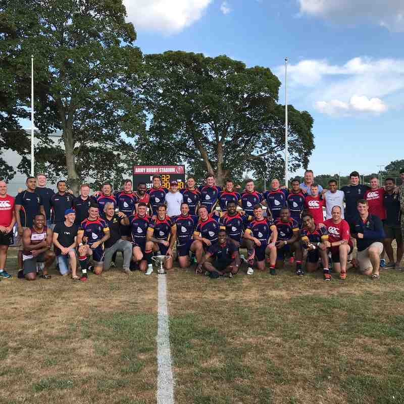 Lawson Cup Finals Day 25 Jul 18