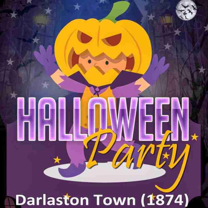 Annual Halloween Extravaganza Announced