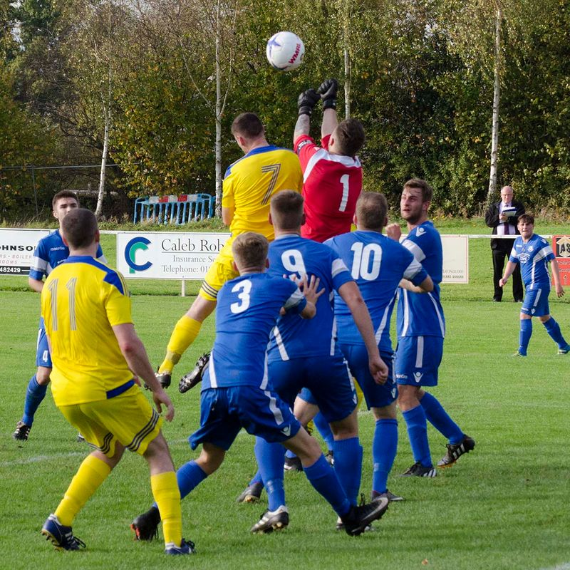 Darlaston's unbeaten run continues after a game of two halves