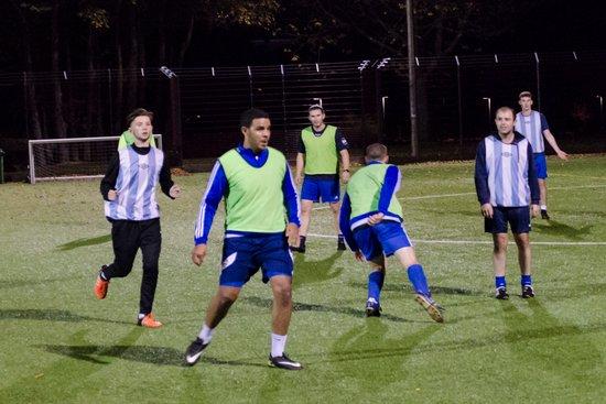 Training 17 October