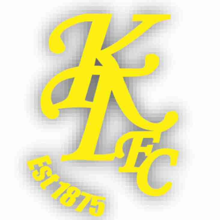 Preview of tomorrows home game against Kington Town