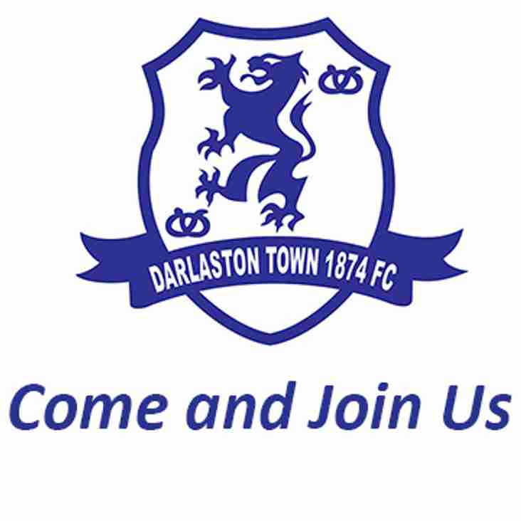 This Saturday Darlaston Town (1874) are to hold their Annual Presentation Evening
