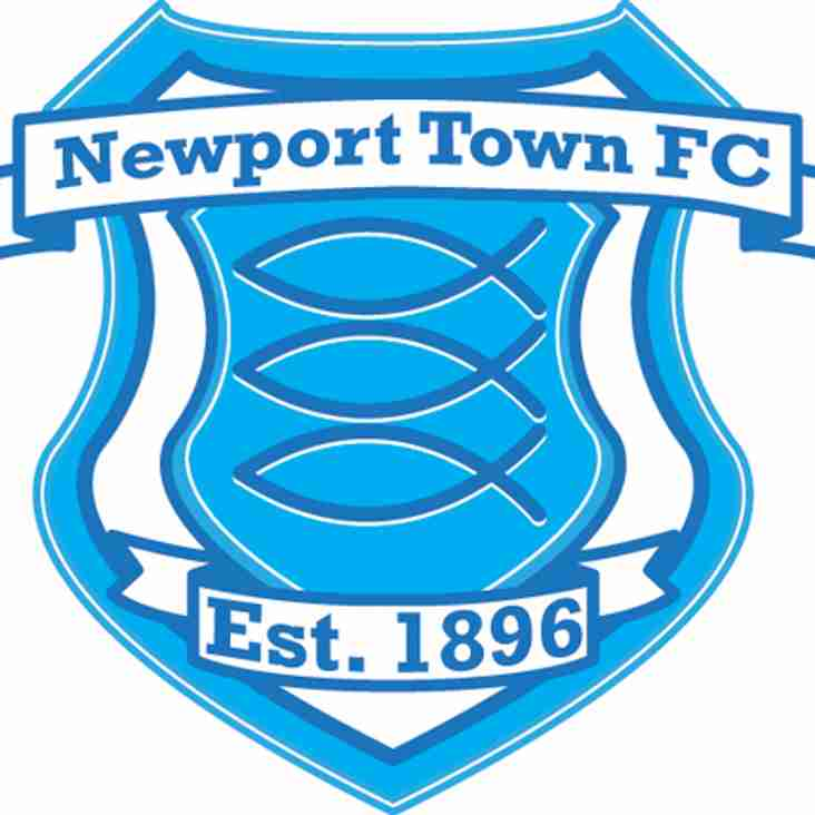Preview of tomorrows visit of Newport Town to The Paycare Ground