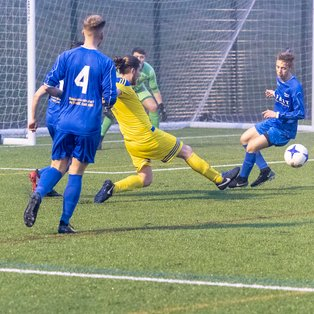 Darlaston's hopes of a top two finish are dashed