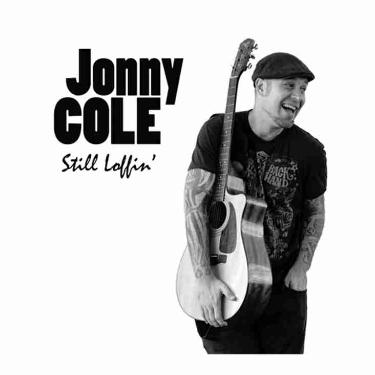 Only a few tickets remain to see the spectacular Jonny Cole