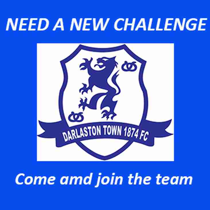 Darlaston New Ladies' Team is Looking to Recruit on and off the Field