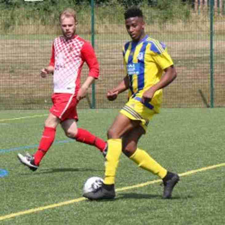 Darlaston lose out in five goal local derby thriller