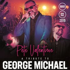 BE QUICK TO SECURE THE LAST FEW TICKETS for George Michael/Wham Tribute Act