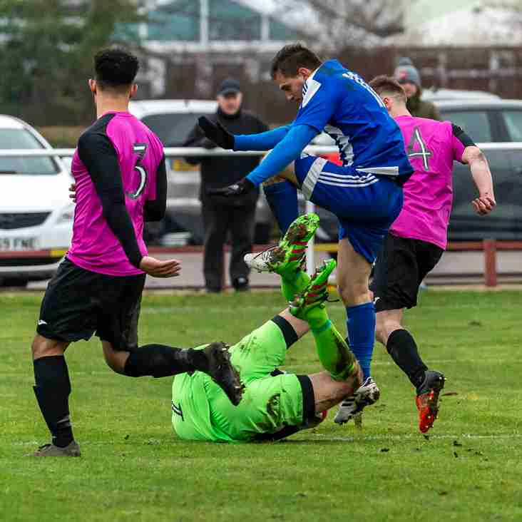 Darlaston are in seventh heaven after seeing off Newport.