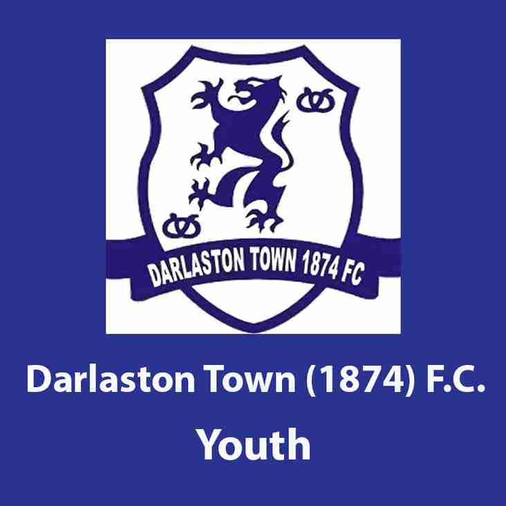 WANTED Youth teams to join Darlaston Town (1874) successful youth section