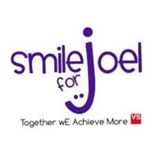 "A ""Just giving page"" for available for Sunday's Smile for Joel Charity Game"