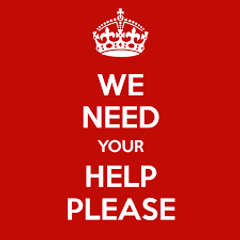 Darlaston are asking for 3 hours of your weekend, CAN YOU HELP US PLEASE