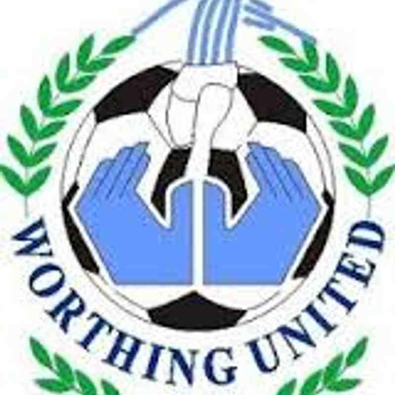 Haywards Heath Town FC vs Worthing United FC