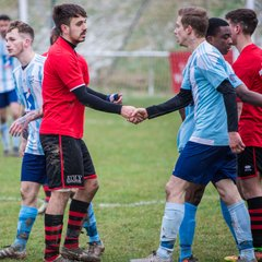 Worthing United FC vs AFC Uckfield Town