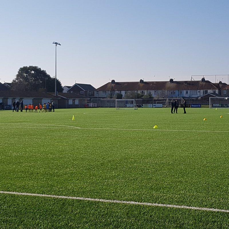 Report: Lancing 4 - 1 Langney Wanderers