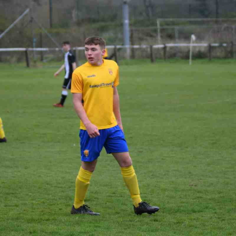 Under-18s County - Match Photos