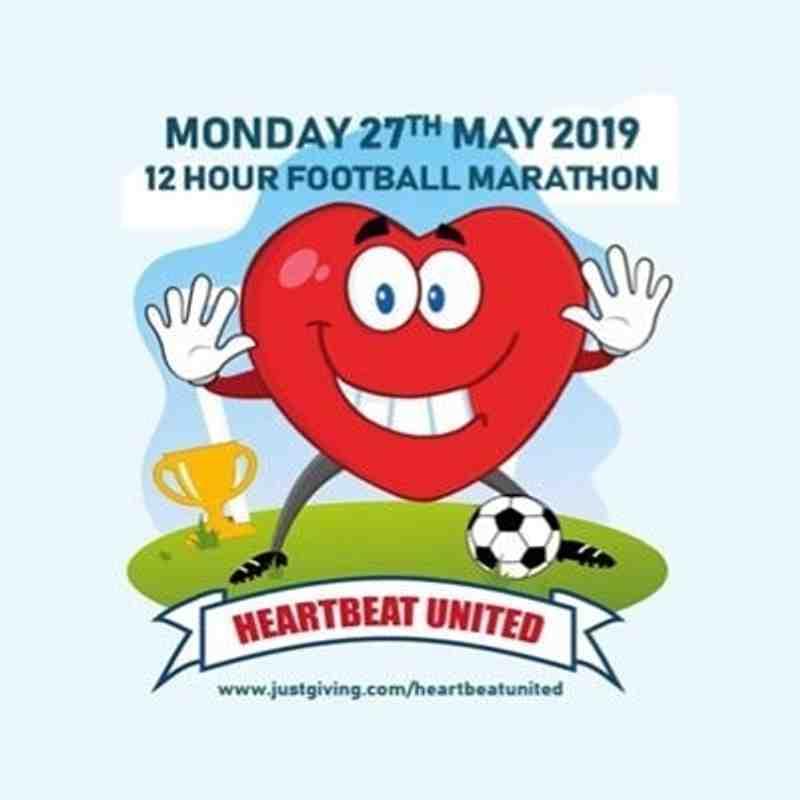 Heartbeat United Football Marathon