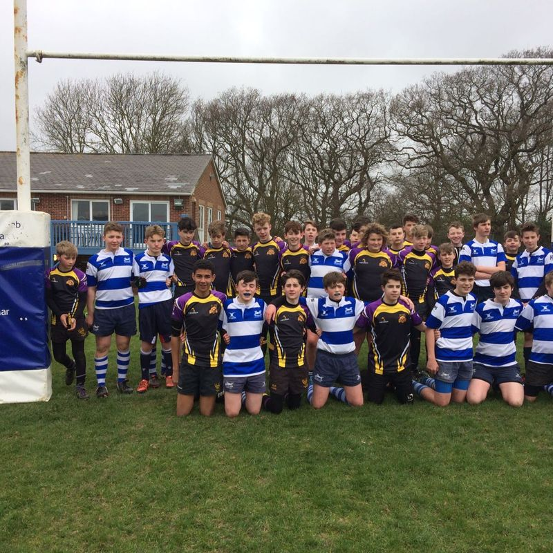 Old Cats U14 on Tour – Hastings & Bexhill