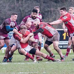 Rossendale 2nd V Whitchurch 18022017
