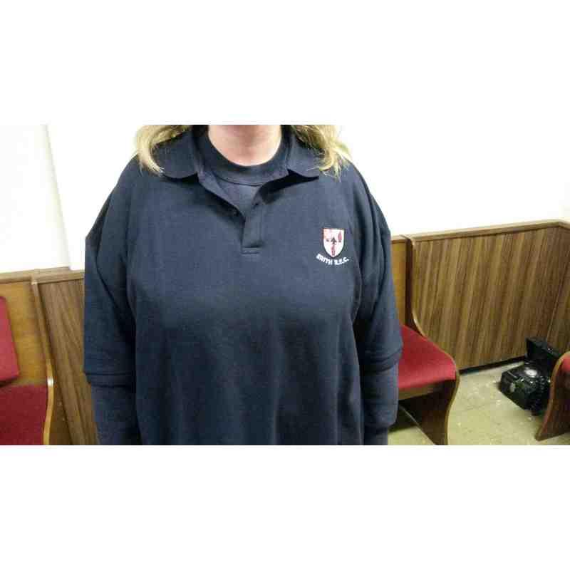 Polo Shirt Dark Blue - Adult