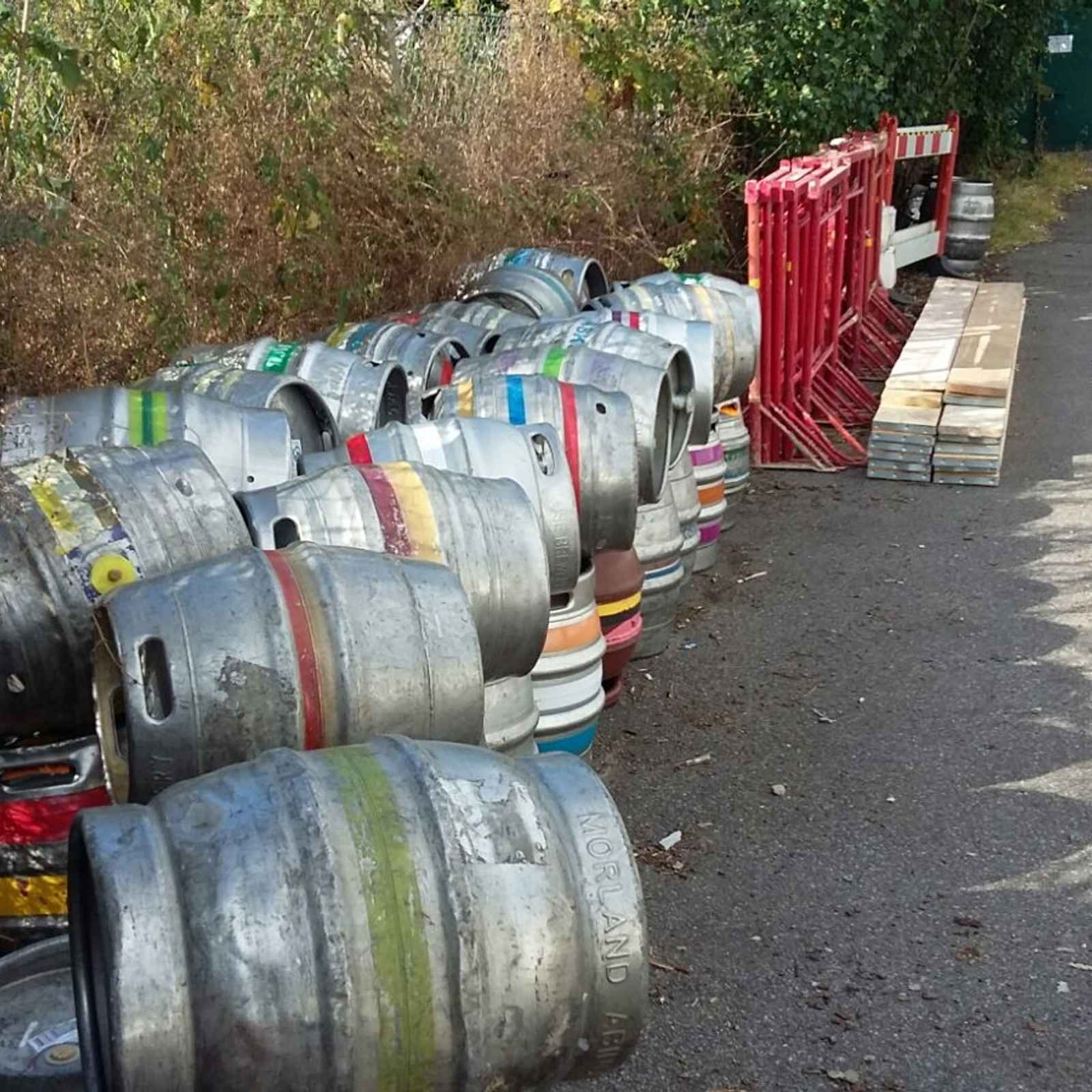 Beckenham Beer Festival Great Success and all gone