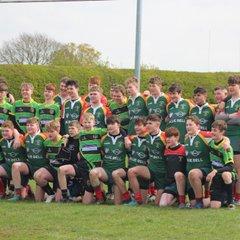 U16 v Trentham 2018-2019