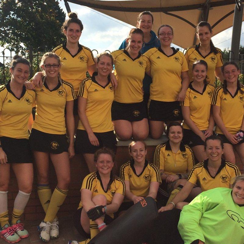 Ladies First XI lose to Blueharts 2 4 - 2