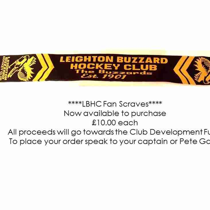 LBHC Scarves