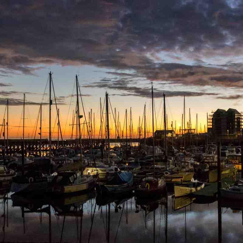 The Path Back Challenge 2016, Amble- Seahouses