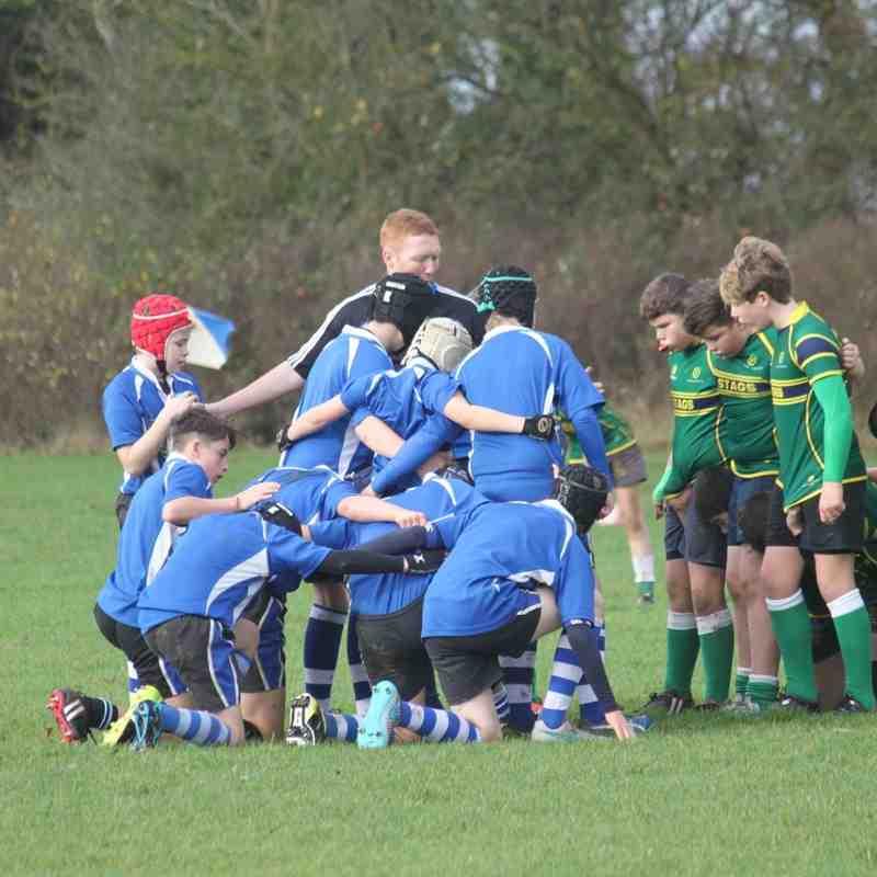EM Cup Round 2 vs Brackley