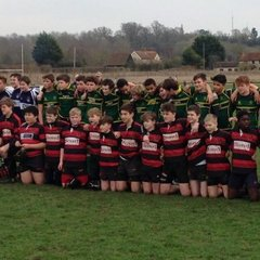 Sudbury and Wymondham EC Cup