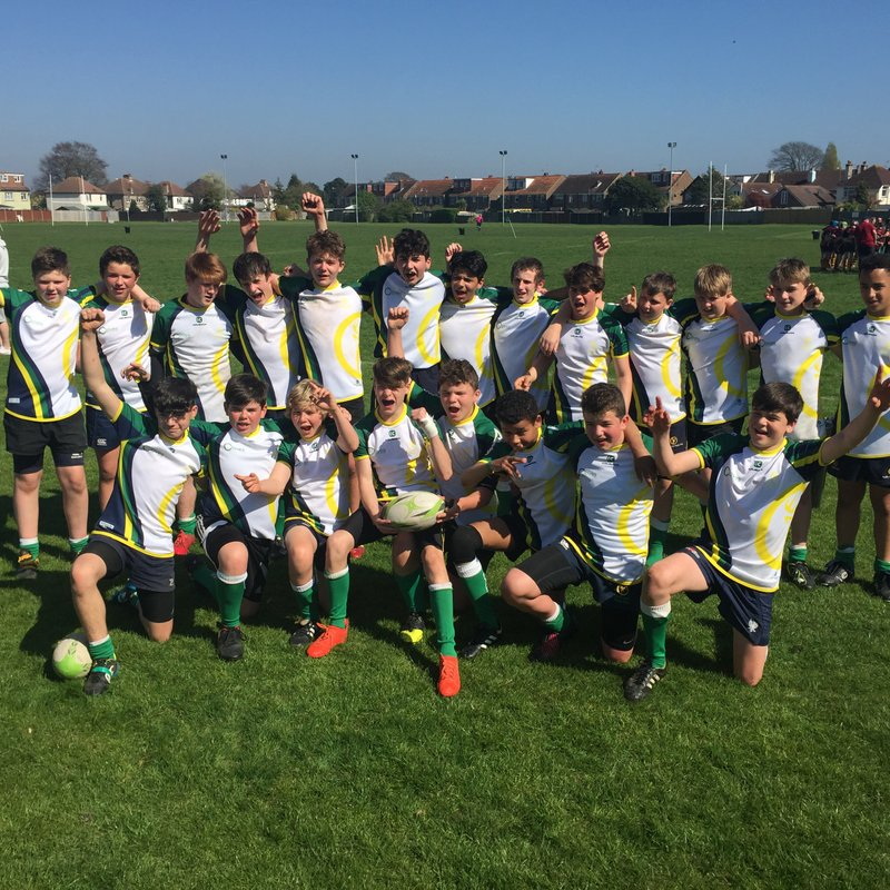 U15s lose to Ampthill RFC 5 - 30