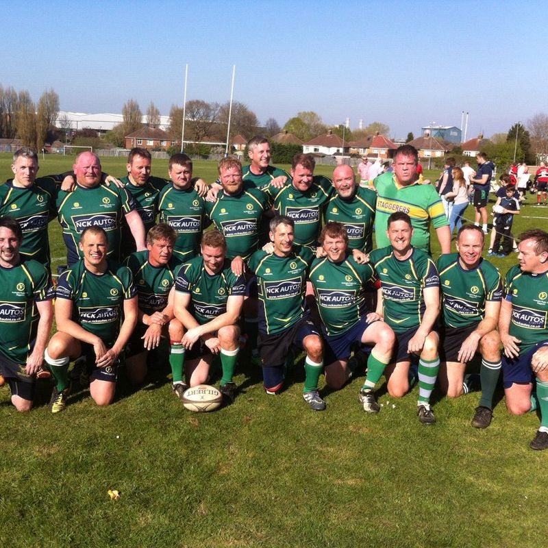 Cup glory for Staggerers