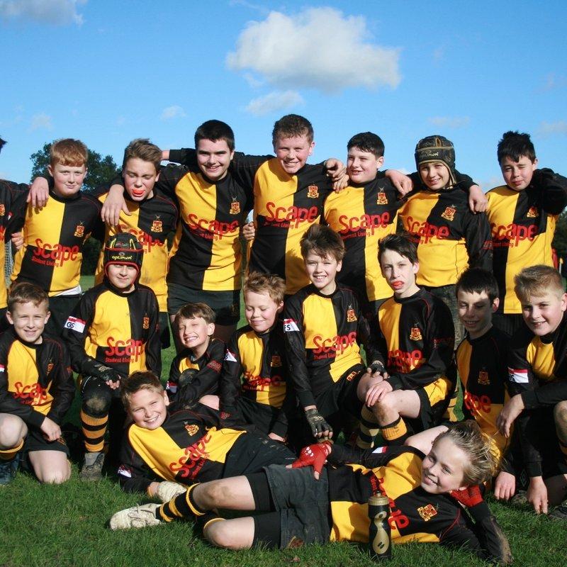 U15s Comfortable win at Haverhill