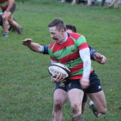 Donaghadee v Monaghan 29-12-2018 by Wesley Martin