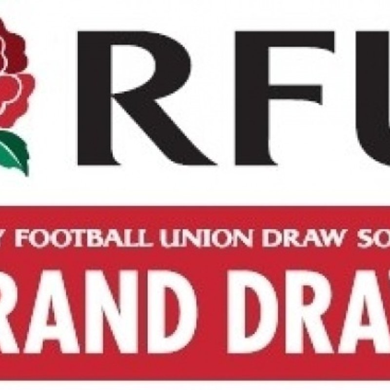 RFU Grand Draw - It's Back!!!!