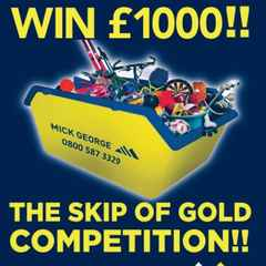 Help Stags win £1,000 with Mick George's Skip of Gold