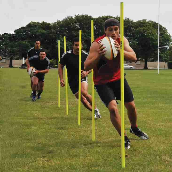 Senior Pre Season Training starts 3rd July