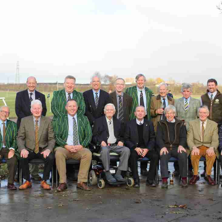 Past President's Lunch - Saturday 11th November